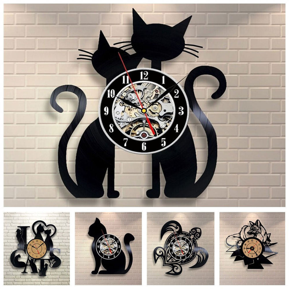 3d vinyl record analog wall cat deer dog turtle hunting 3d vinyl record analog wall cat deer dog turtle hunting animal amipublicfo Gallery