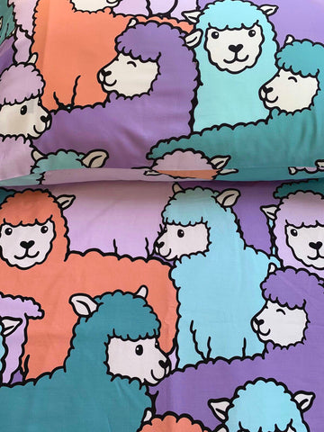 Sheep Fitted Sheet