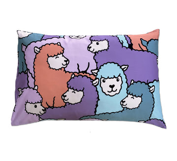 Sheep Pillow Case