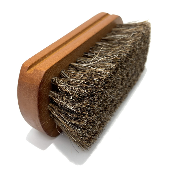 Leather Detail Brush