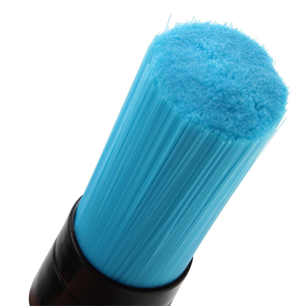 Plus Soap Tough Blue Brush - For Tough Exterior Surfaces