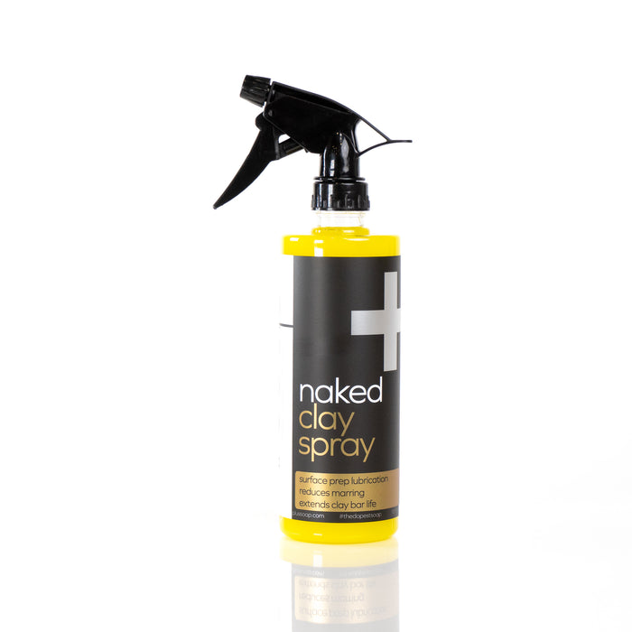 Naked Clay Spray