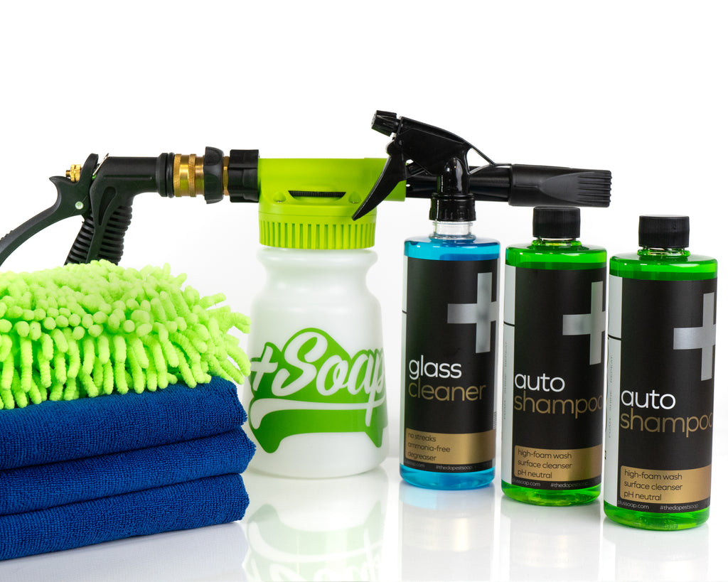 The Ultimate Foam Party - Car Wash Kit
