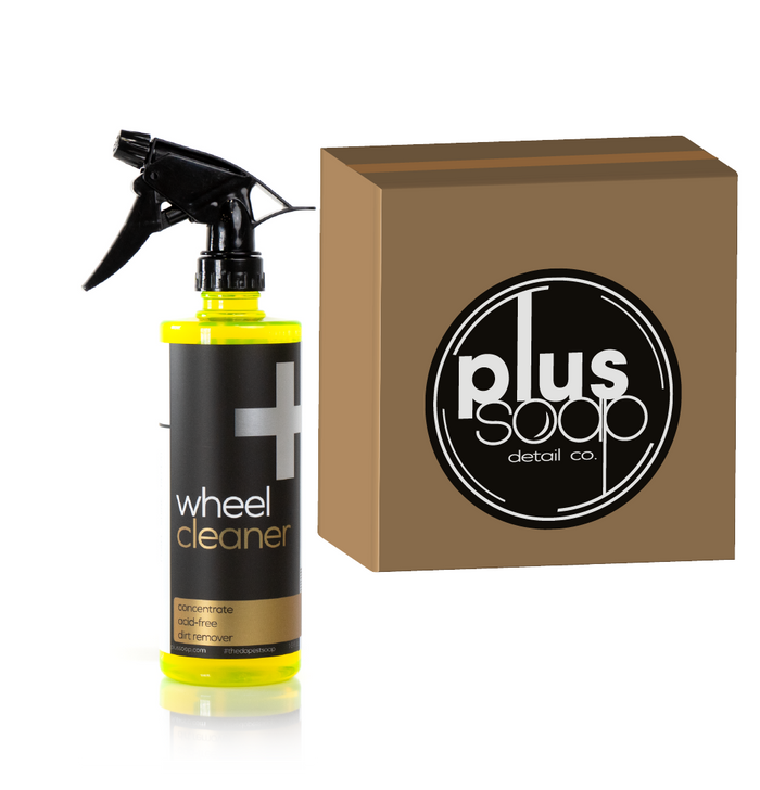 Wheel Cleaner Case (12ct) - FREE SHIPPING