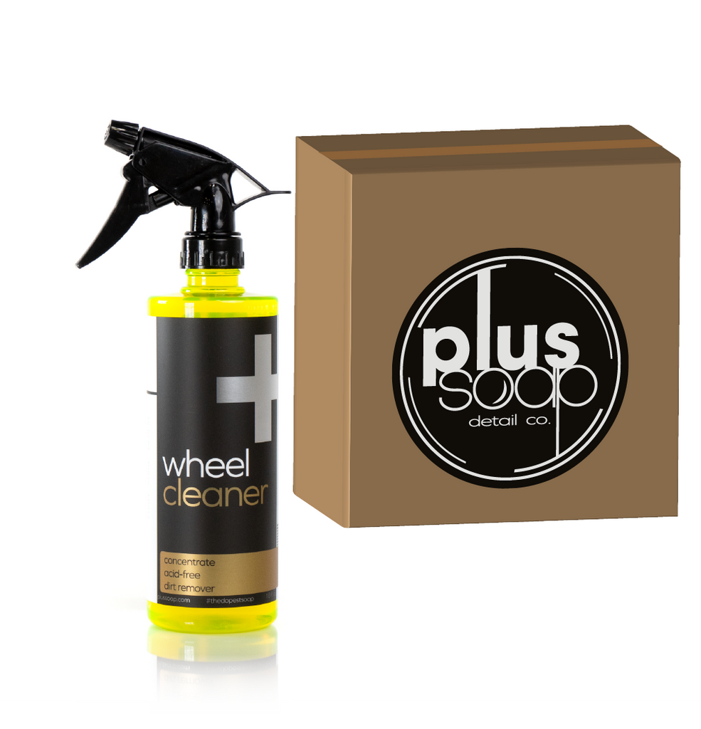 NEW - Wheel Cleaner