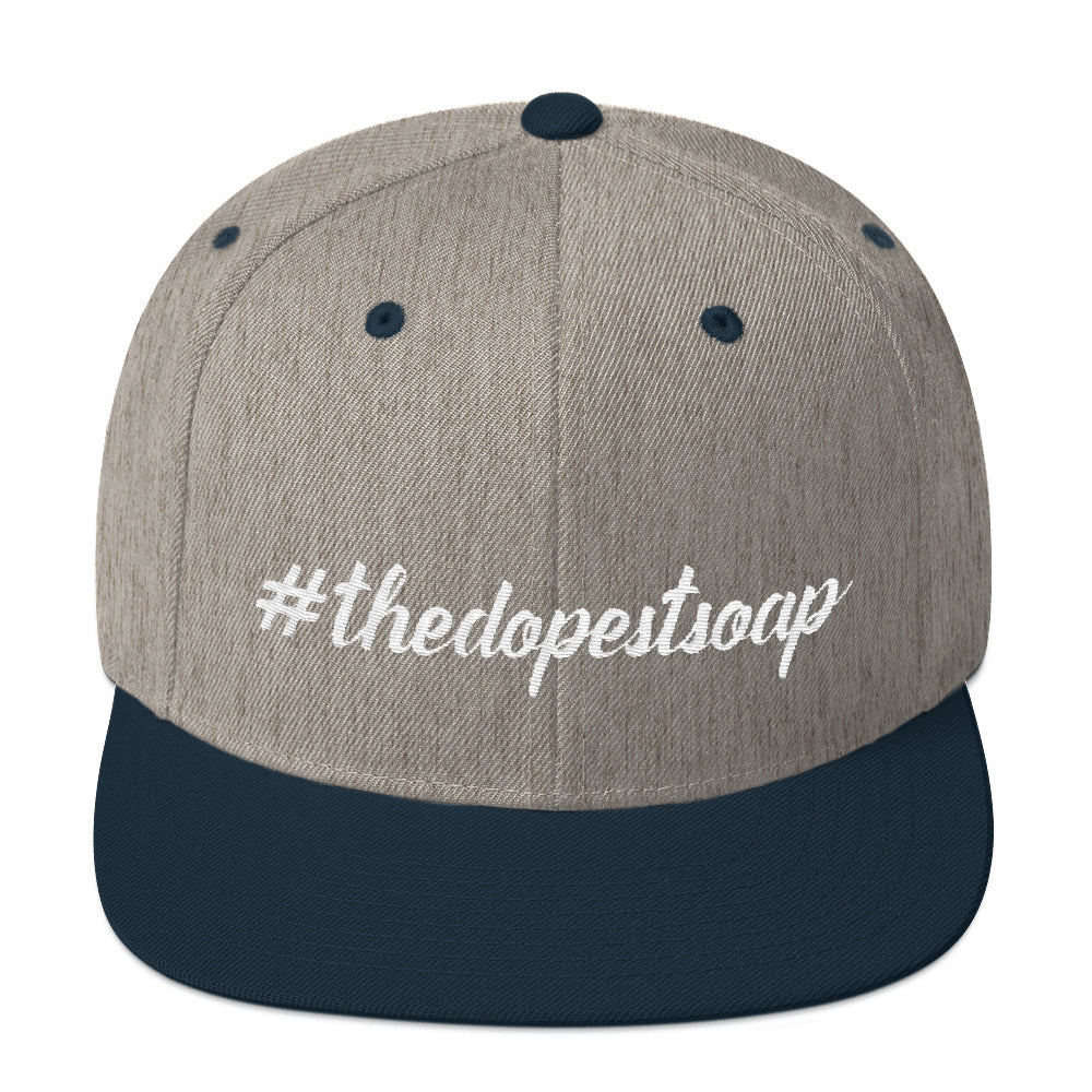 The Dopest Soap - Snapback Hat
