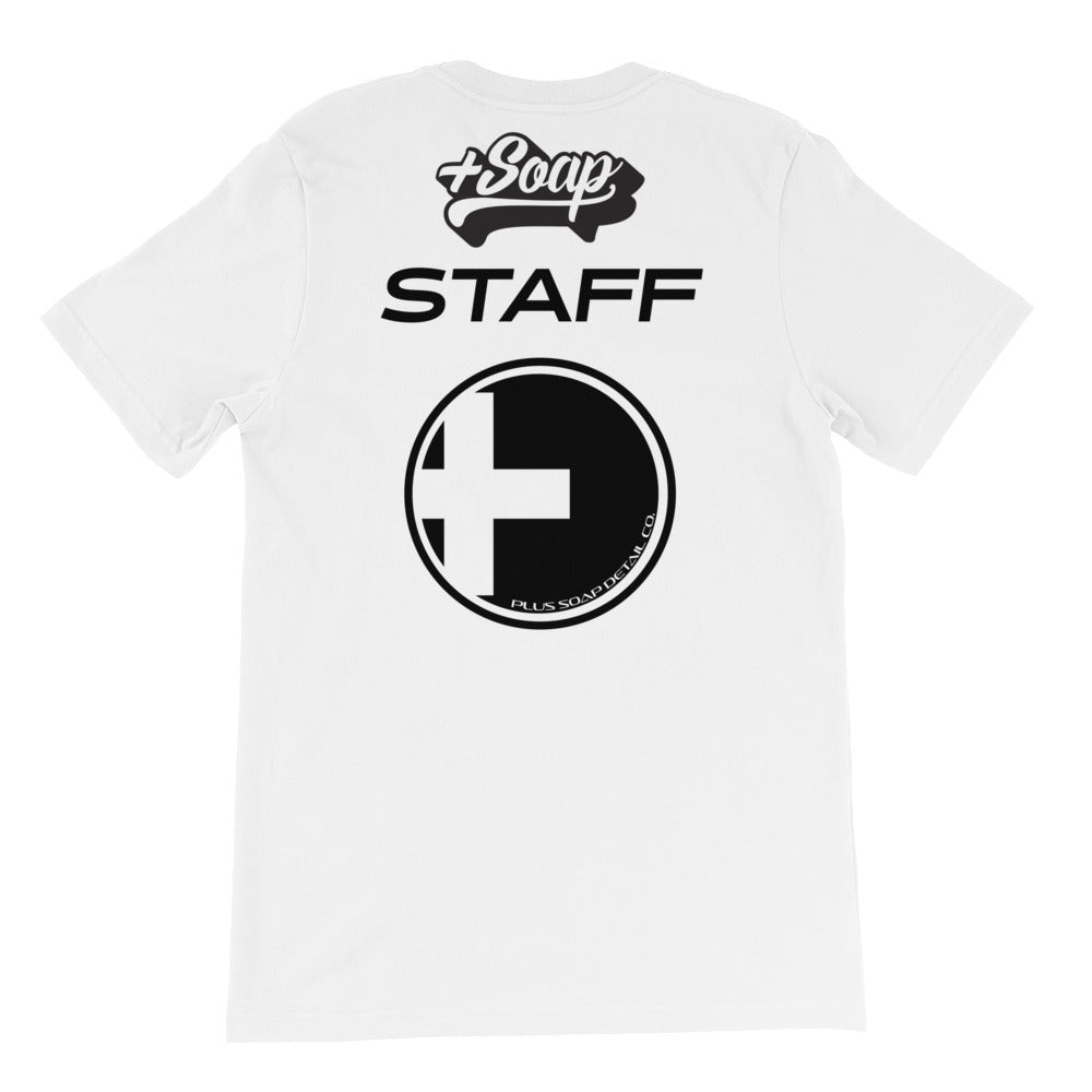 Plus Soap Staff T-Shirt - Men's