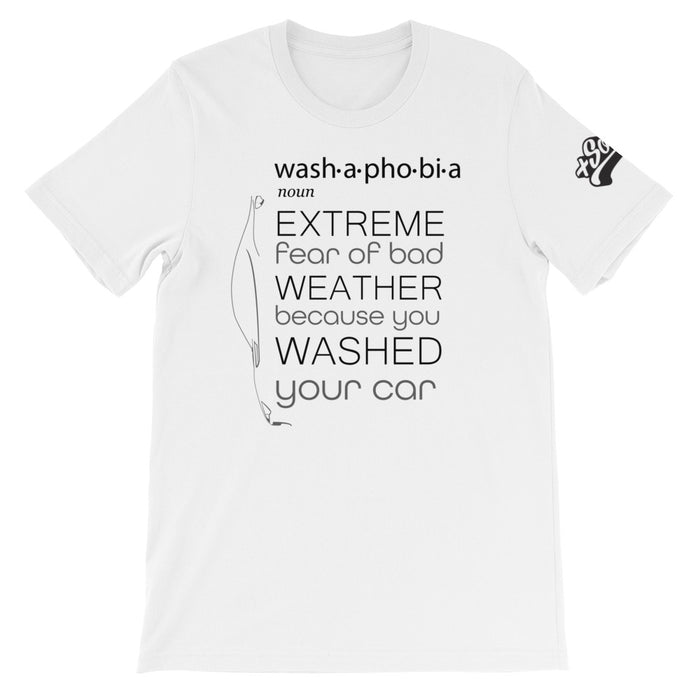 Short Sleeve Washaphobia - Men's