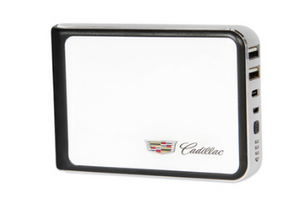 Cadillac Power Bank 10,000MAH - GM Company Store