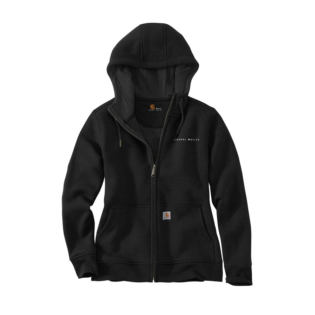 General Motors Women's Carhartt Full Zip Hoodie
