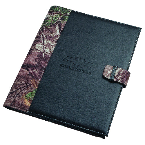 Realtree Chevy Padfolio - GM Company Store