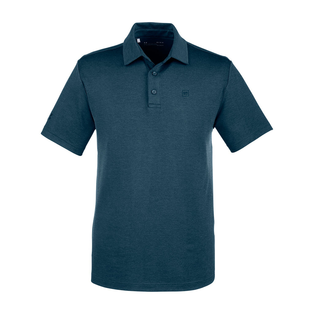 GM Under Armour Mens Corporate Playoff Polo