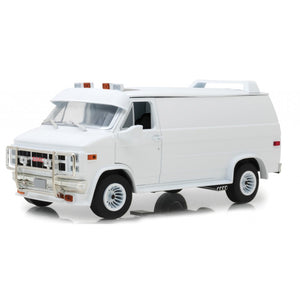 1983 GMC Vandura Custom Van 1:18 Scale Diecast Model by Greenlight - GM Company Store