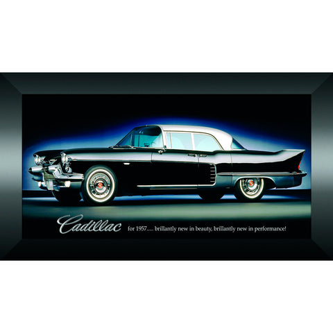 Cadillac Vintage 1957 Billboard Banner - GM Company Store