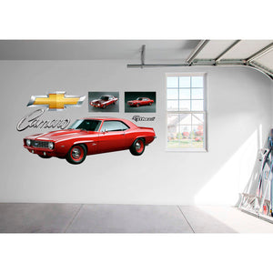 Fathead 1969 Camaro Wall Decal - GM Company Store