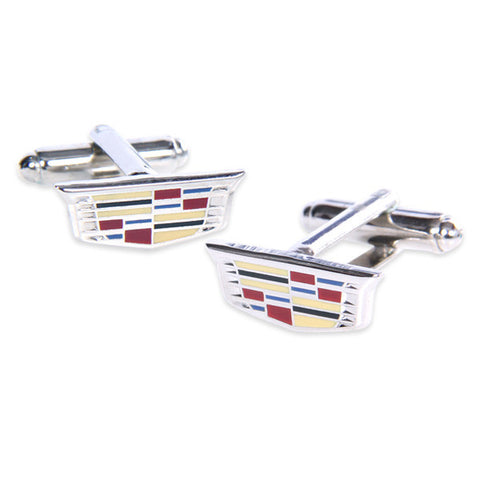 Cadillac Cuff Links with Gift Box - GM Company Store