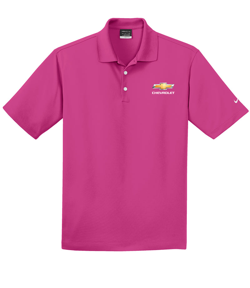 Chevrolet Men's Nike Polo - GM Company Store