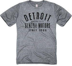 GM Quality Driven T-Shirt-Graphite