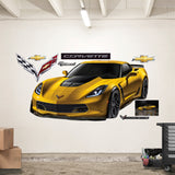 Fathead 2015 Corvette Z06 Wall Decals - GM Company Store
