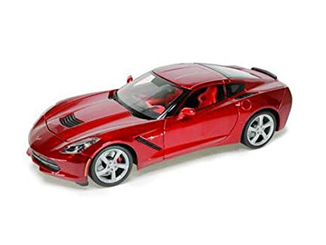 1:18 2014 Corvette Stingray Metallic Red - GM Company Store