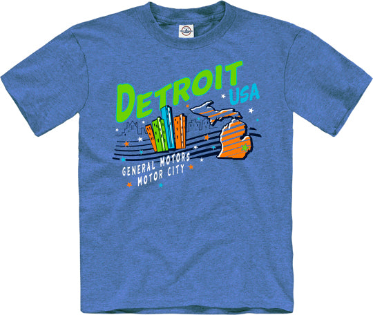 General Motors Youth T-Shirt - GM Company Store