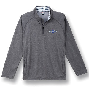 Chevrolet Truck 100 1/4 Zip Pullover - GM Company Store