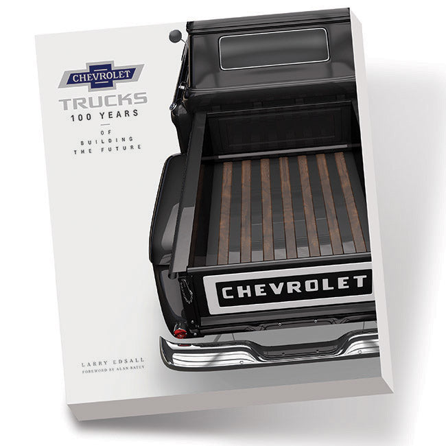 Chevrolet Trucks 100 Years of Building the Future Book - GM Company Store