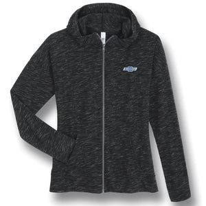 Chevrolet Ladies Hooded Jacket