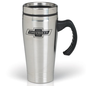 Chevrolet Retro Travel Mug - GM Company Store