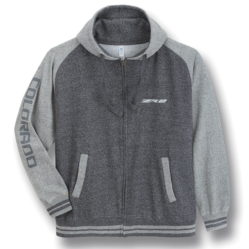 Chevrolet ZR2 Sweatshirt Jacket - GM Company Store