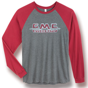 GMC Hydra-Matic Raglan T-Shirt