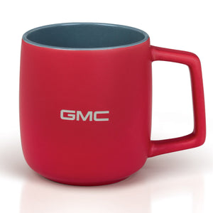 GMC Red Ceramic Mug