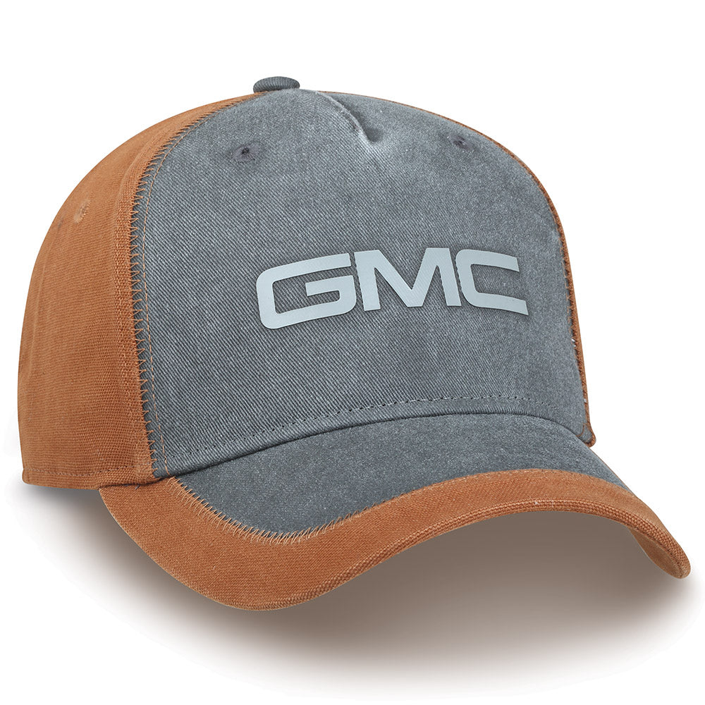 GMC Structured 5 Panel Cap - GM Company Store