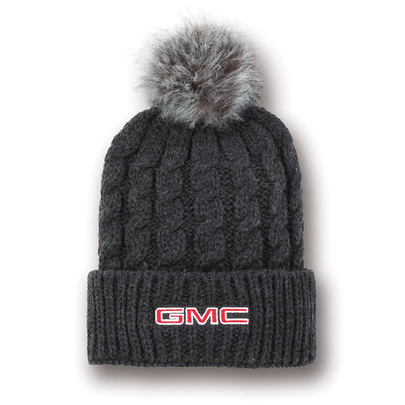 GMC Cable Knit Beanie