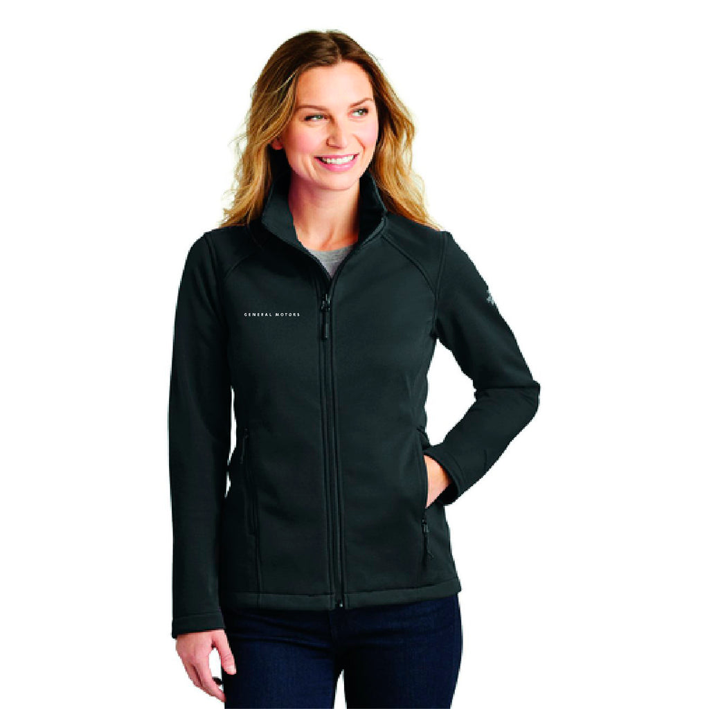 6242c9caa General Motors- The North Face- Ladies Ridgeline Soft Shell Jacket