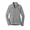 General Motors - The North Face - Ladies Sweater Fleece Jacket - Medium Grey - GM Company Store