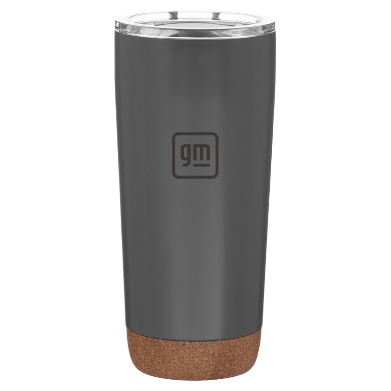 GM Logo Copper Insulated Travel Tumbler