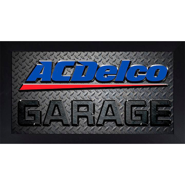 ACDelco Garage Framed Wall Sign