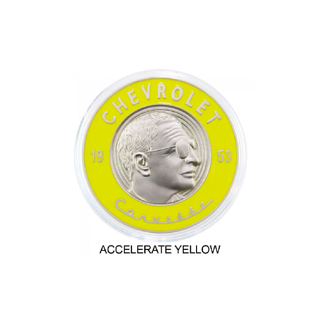 Accelerate Yellow