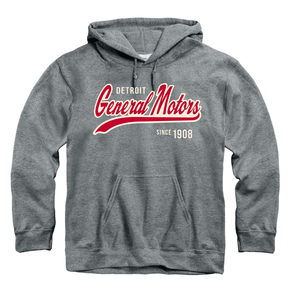 Detroit General Motors Since 1908 Hoodie