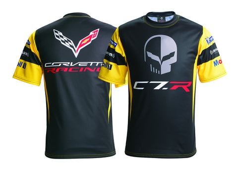 Official Corvette Racing Team Shirt - GM Company Store