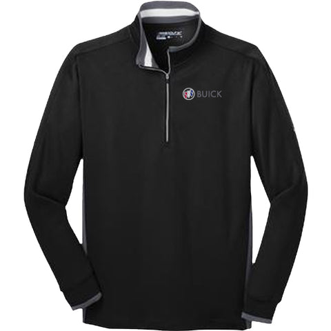 Buick Nike 1/2 Zip Pullover-Blk - GM Company Store