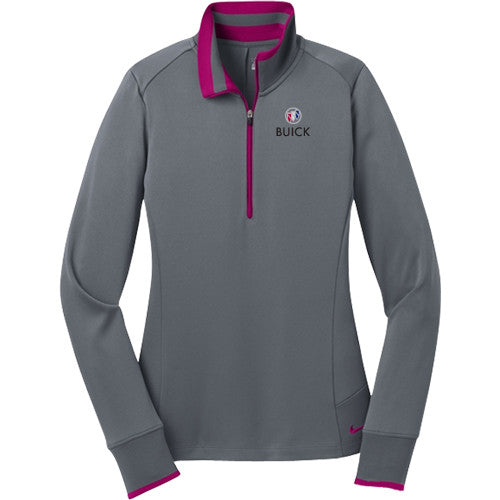 Buick Ladies Nike Dri-Fit 1/2 Zip - GM Company Store