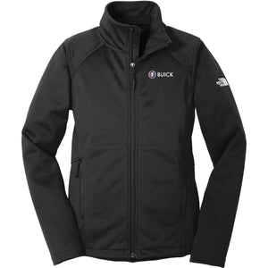 The North Face Buick Soft Shell Jacket- Ladies - GM Company Store