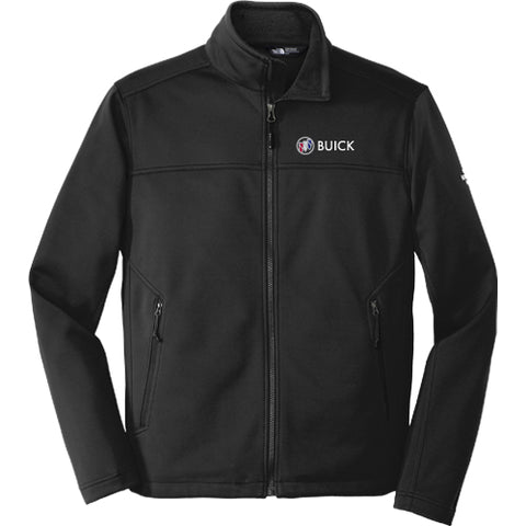 Men's Buick The North Face Soft Shell Jacket