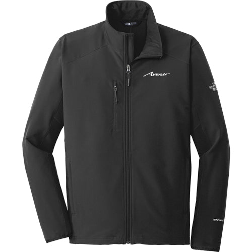 Avenir Men's Soft Shell Jacket by North Face - GM Company Store