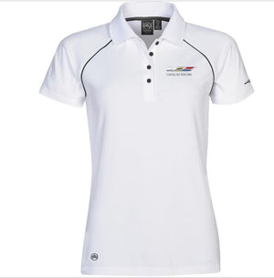 Cadillac Racing Ladies Piranha Performance Polo - GM Company Store
