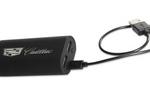 Cadillac Light Up Power Bank - GM Company Store