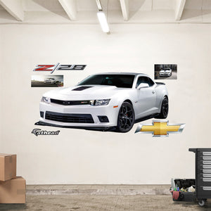 Fathead Camaro Z28 Wall Decal - GM Company Store