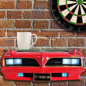 77 SE Pontiac Trans Am Shelf 3-D Red - GM Company Store